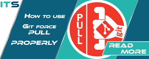 how to use of git force pull