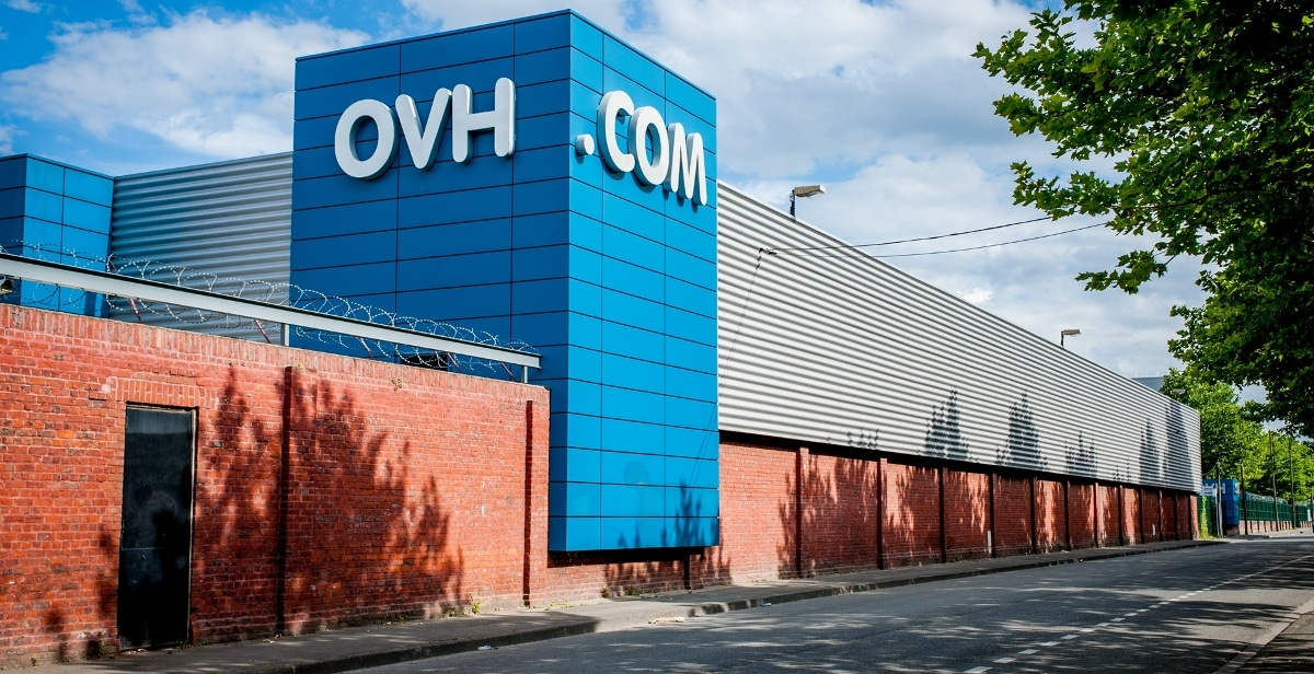 ovh datacenter photo