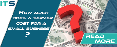 server cost for a small business banner