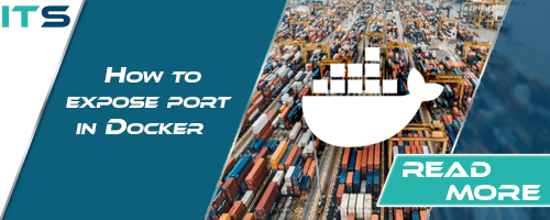 expose port in docker banner